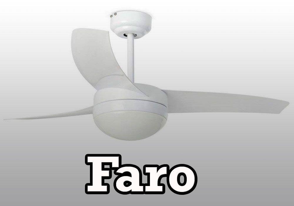 Ventiladores Techo Faro