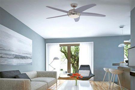 compra tu ventilador de techo al mejor precio