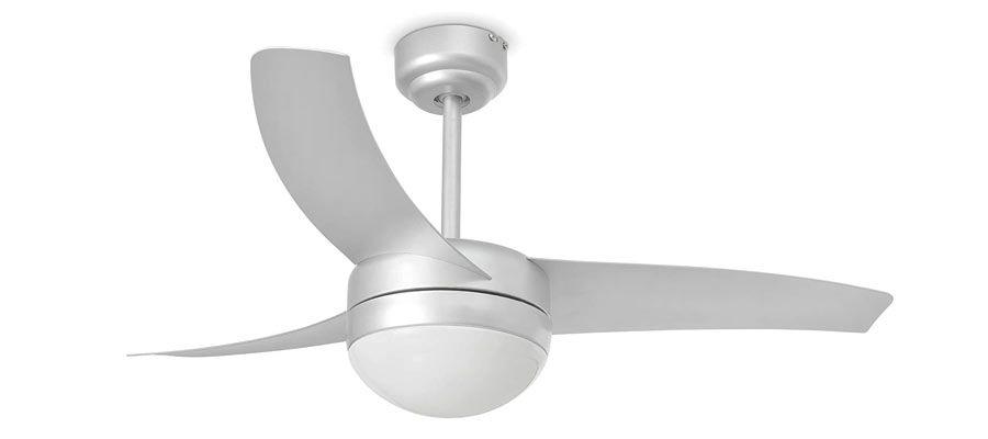 Ventilador Techo Mando a Distancia Luz Potente