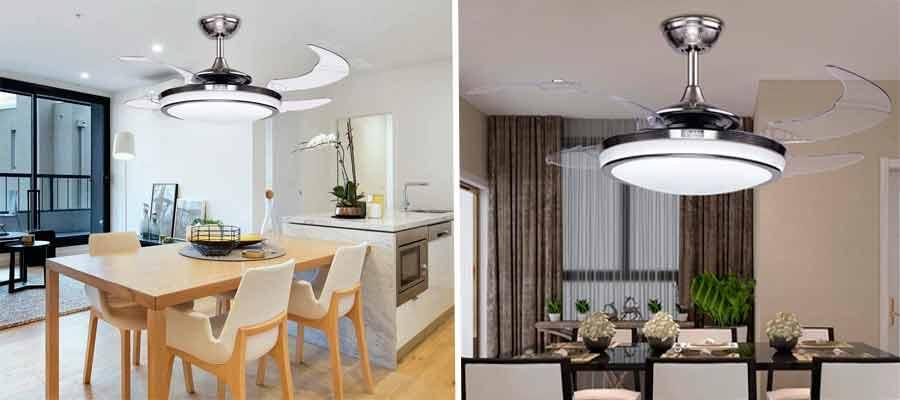 Ventiladores Techo Diseño Moderno Mejores Precios