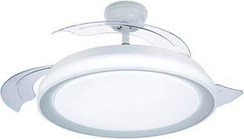 Philips Lighting Bliss Ventilador de Techo con Luz LED y Mando
