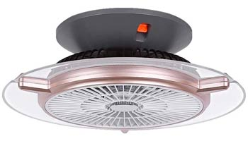 Ventilador de Techo Led con Colores Regulables