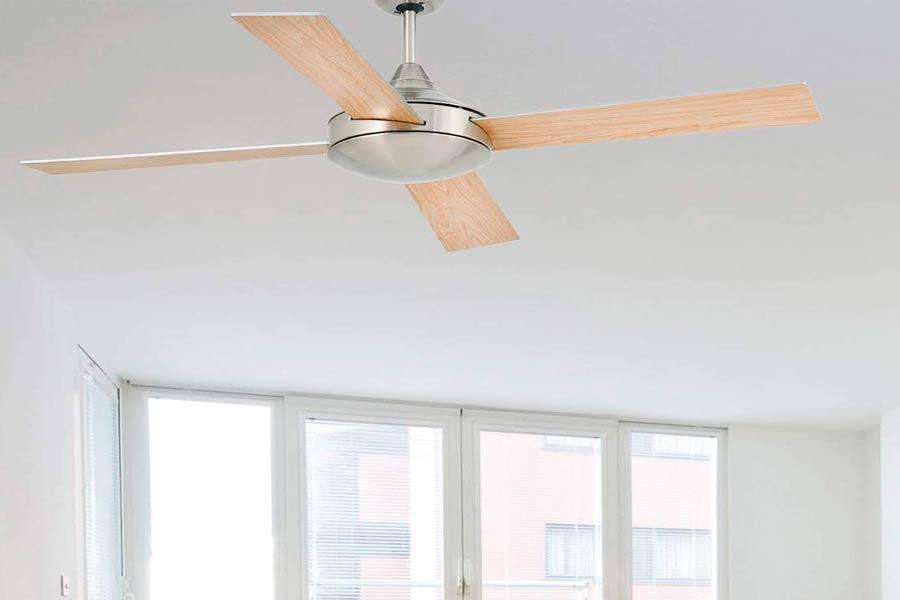 Ventilador de Techo Moderno Faro Barcelona Eficiente
