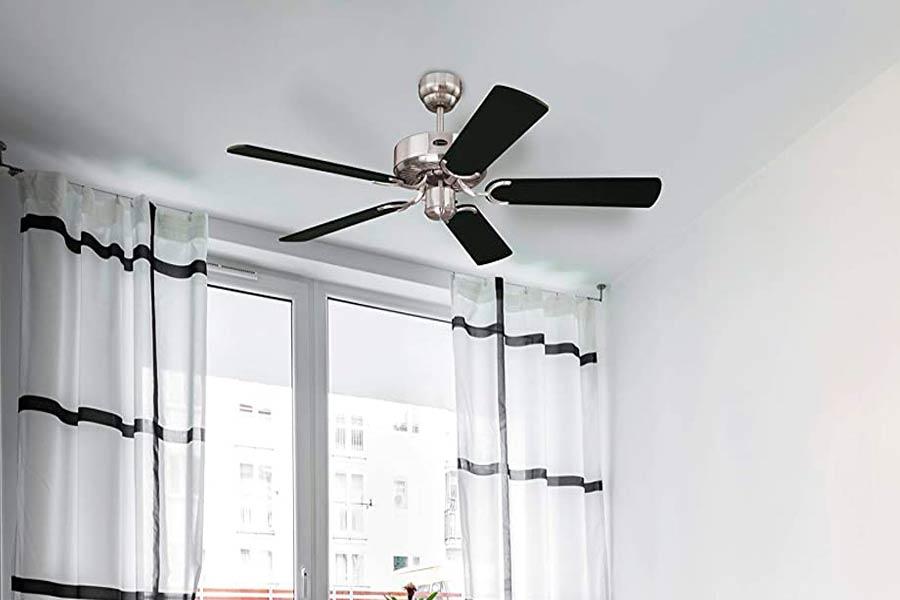 Westinghouse Ceiling Fans Cyclone Ventilador de Techo Acero Sati